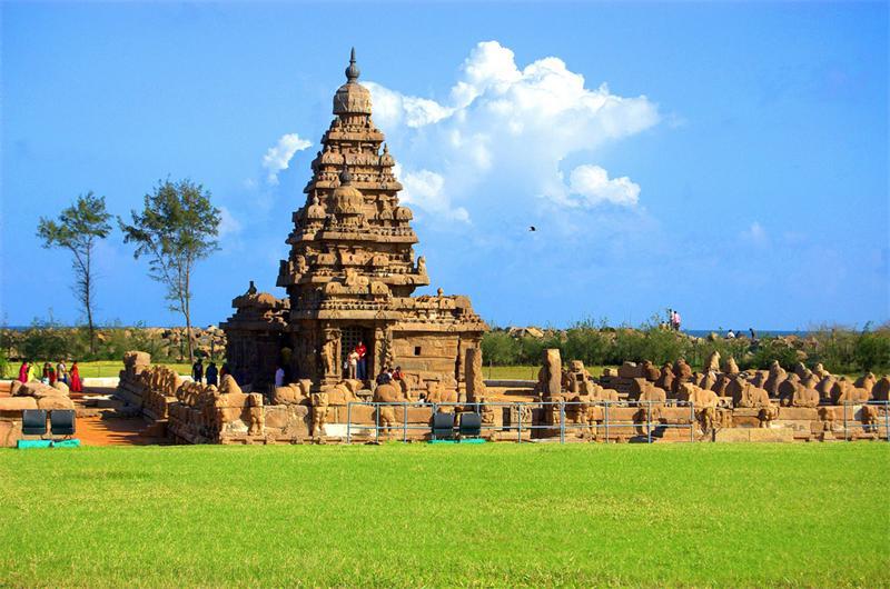Pribrezhnyy-hram-Mahabalipurama-Mahabalipuram